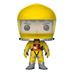 2001 Space Odyssey - Dr. Frank Poole Yellow Suit NYCC19 Pop! Vinyl Figure - Packshot 1