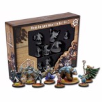 Dungeons & Dragons - Critical Role Series One Vox Machina Miniatures - Packshot 1