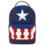 Marvel - Avengers: Endgame - Captain America Loungefly Mini Backpack - Packshot 1