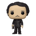 Icons - Edgar Allen Poe With Book NYCC19 Pop! Vinyl Figure - Packshot 1