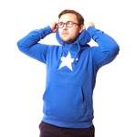 Marvel - Captain America Shield Hoodie - XXL - Packshot 1