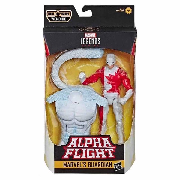 Marvel - X-Force Legends Series Guardian Action Figure - Packshot 2
