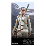 Star Wars - Episode VII - Rey (Resistance Outfit) 1/6 Scale Hot Toys Figure - Packshot 2