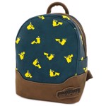 Pokemon - Detective Pikachu Print Mini Backpack - Packshot 1