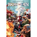 Marvel - Inhumans vs. X-Men Graphic Novel - Packshot 1