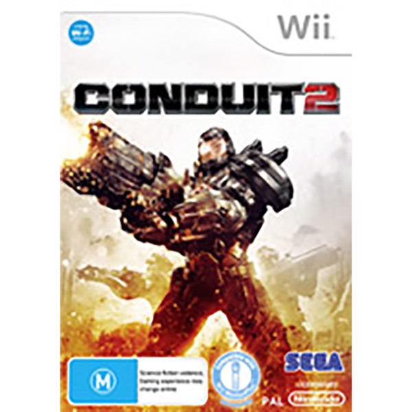 The Conduit 2 - Packshot 1