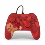 Nintendo Switch Pokemon Charmander Wired Controller  - Packshot 1