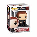 Marvel - Black Widow - Natasha Romanoff Pop! Vinyl Figure - Packshot 2