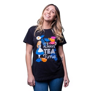 Disney - Alice in Wonderland Tea Time Women's Shirt