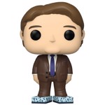 The Office - Kevin Malone with Tissue Box Shoes Pop! Vinyl Figure - Packshot 1