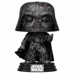 Star Wars - Darth Vader (Futura) Pop! Vinyl Figure with Protector - Packshot 1