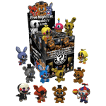 Five Nights at Freddys - Mystery Minis Blind Box (Single Blind Box) - Packshot 1