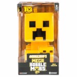 Minecraft - Gold Creeper 10 year Anniversary Mega Bobble Mobs Figure - Packshot 4