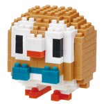 Pokemon - Rowlet Nanoblocks Figure - Packshot 1