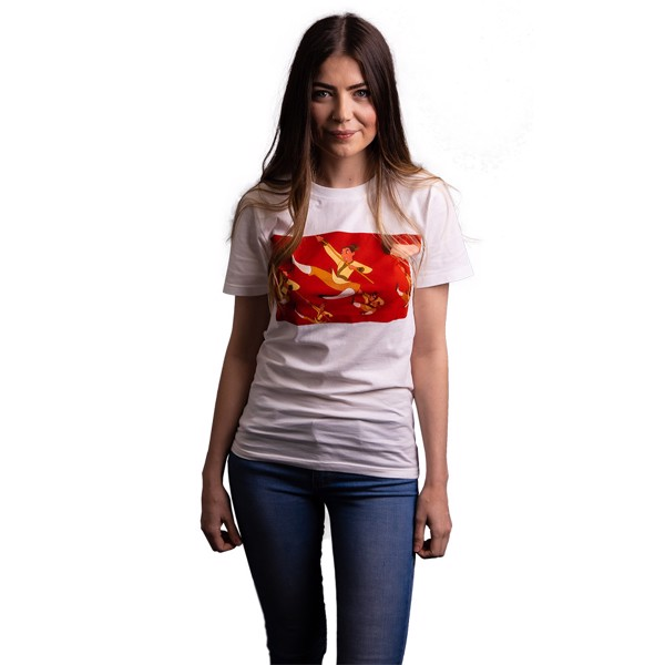 Disney - Mulan - Get Down To Business T-Shirt - XS - Packshot 1