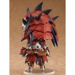 Monster Hunter - Female Hunter in Rathalos Armor Edition DX Version Nendoroid  - Packshot 3