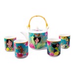 Disney - Mulan - Teapot and Tea Cup Set - Packshot 1
