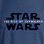 Star Wars - Episode IX The Rise of Skywalker Logo T-Shirt - Packshot 2