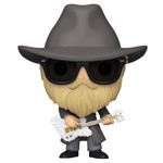 ZZ Top - Dusty Hill Pop! Vinyl Figure - Packshot 1