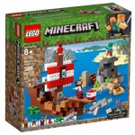 Minecraft - LEGO The Pirate Ship Adventure - Packshot 5