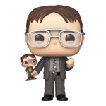 The Office - Dwight With Bobblehead NYCC19 Pop! Vinyl Figure - Packshot 1