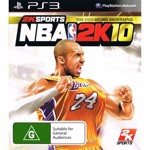 NBA 2K10 - Packshot 1