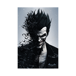 DC Comics - Batman: Arkham Origins - Joker Poster - Packshot 1