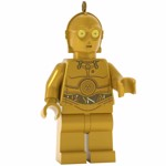 LEGO - Star Wars - C3P0 Keepsake Hanging Decoration - Packshot 1
