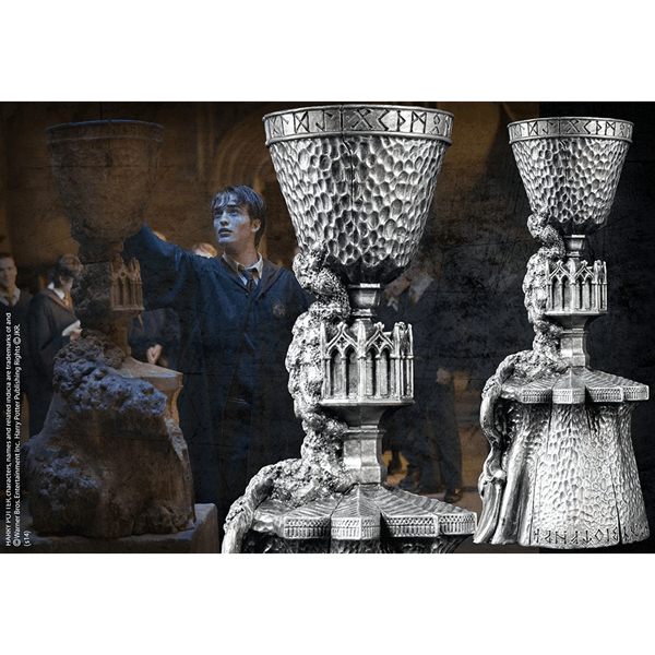 Harry Potter - Goblet of Fire Pewter Goblet Replica - Packshot 2