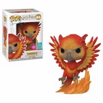 Harry Potter - Fawkes Flocked SDCC19 Pop! Vinyl Figure - Packshot 1