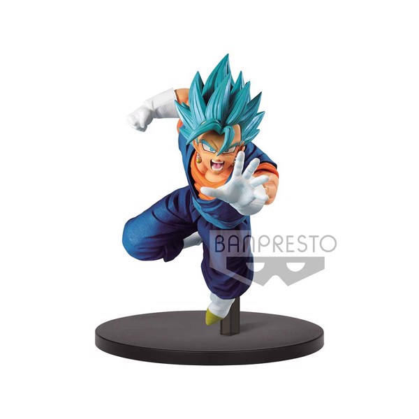 Dragon Ball Super - Chosenshiretsuden - Super Saiyan God Super Saiyan Vegeto 19cm PVC Statue - Packshot 1