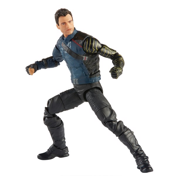 "Marvel Legends Series - Winter Soldier 6"" Action Figure - Packshot 4"