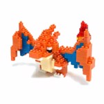 Pokemon - Mega Charizard Y Nanoblocks Figure - Packshot 1
