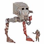 Star Wars - The Vintage Collection The Mandalorian AT-ST Raider Toy Vehicle - Packshot 1