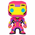 Marvel - Avengers - Iron Man Black Light Pop! Vinyl Figure - Packshot 1