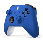 Xbox Wireless Controller - Shock Blue - Packshot 2