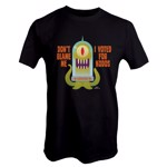 The Simpsons - Kodos T-Shirt - S - Packshot 1