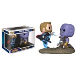 Marvel - Avengers: Infinity War - Thor vs Thanos Movie Moments Pop! Vinyl Figure - Packshot 1