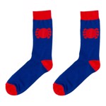 Marvel - Spider-Man - 1962 Logo Socks - Packshot 1