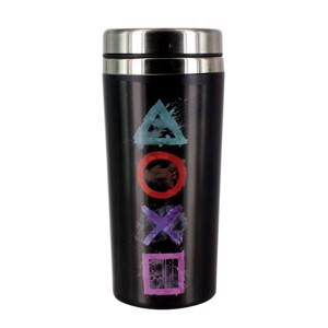 PlayStation Symbols Travel Mug
