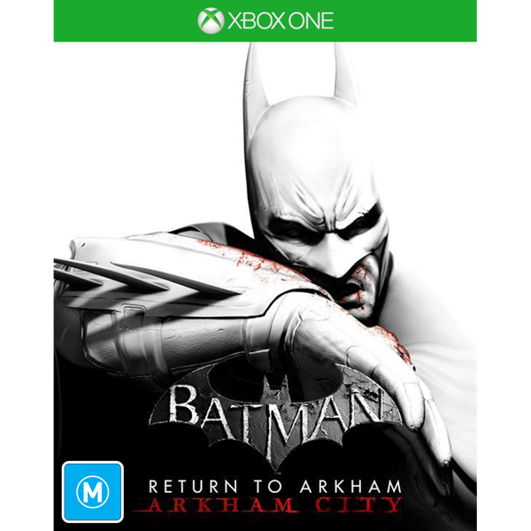 Batman: Arkham City - Packshot 1