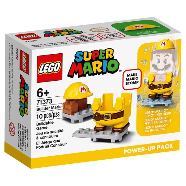 LEGO Builder Mario Power-Up Pack - Packshot 2