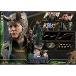 "Marvel - Avengers: End Game - Loki 1:6 Scale 12"" Action Figure - Packshot 6"