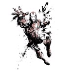 Marvel - Iron Man Ink T-Shirt - M - Packshot 2
