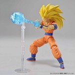 Dragon Ball - Super Saiyan 3 Son Goku (Renewal) Figure-Rise Plastic Model Kit - Packshot 3