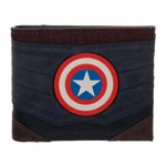 Marvel - Captain America - Chrome Weld Patch Bi-fold Wallet - Packshot 1