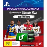 Madden NFL 20: 2200 Madden Ultimate Team Points - Packshot 1