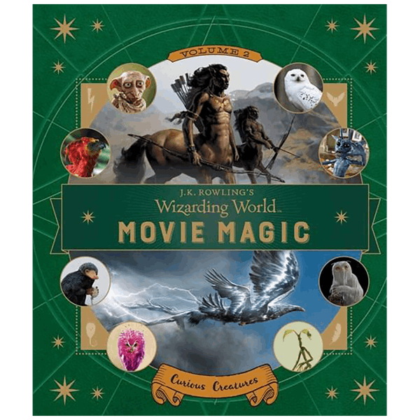 Harry Potter - Wizarding World Movie Magic Volume Two: Curious Creatures - Packshot 1