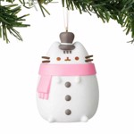 Pusheen - Snowman Pusheen Hanging Ornament - Packshot 2