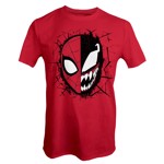 Marvel - Spider-Man/Venom Mask T-Shirt - XS - Packshot 1